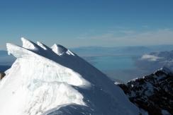 Mt Cook summit