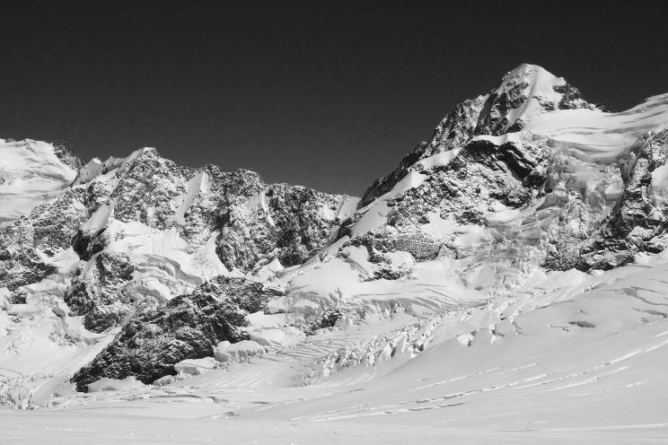 Mt Green, 2837m.