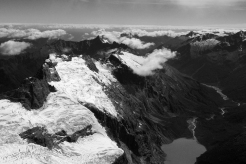 Haast Range et Waiatoto River