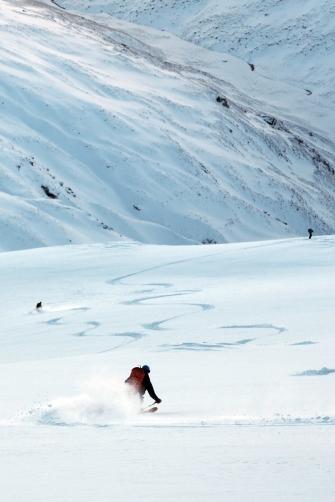 Backcountry Black Peak